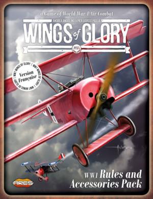 Wings Of Glory : Pack de règles et d'accessoires WW1 est là. Enfin revenu