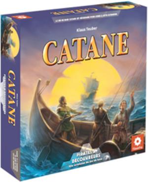 Catane : Pirates & Découvreurs