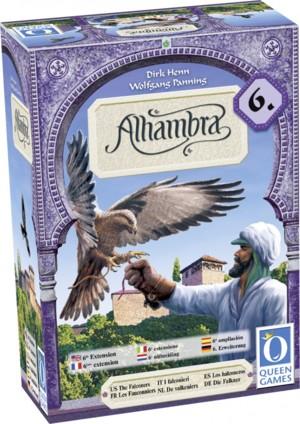 Alhambra : 6 - Les Fauconniers