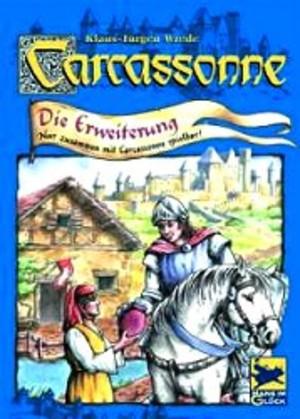 Carcassonne : Die Erweiterung