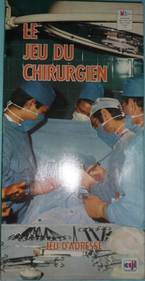 Le jeu du chirugien