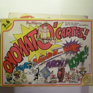 ONOMATO CARTES