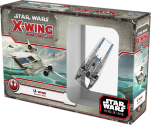 X-Wing : Jeu de Figurines - U-Wing