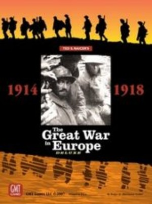The Great War in Europe  - Deluxe Edition