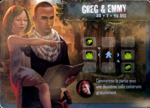 Outlive Leader : Greg & Emmy