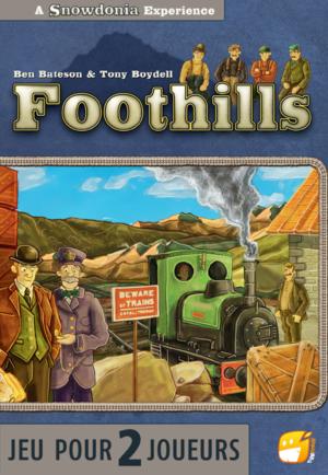 Foothills