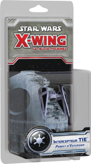 X-Wing : Jeu de Figurines -  Intercepteur TIE