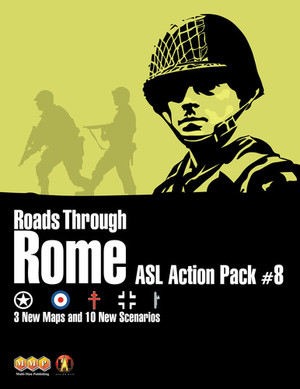 ASL Action Pack #8 : Roads Through Rome