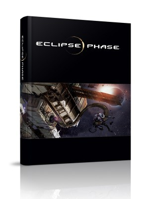 Eclipse Phase Livre de base