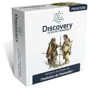 Discovery : le jeu de l'évolution - Préhistoire (2017)