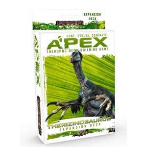 Apex Theropod Deck Building Game - Therizinosaurus Expansion Deck