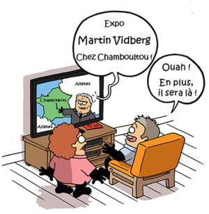 Martin Vidberg nous Chamboultou !