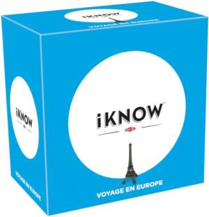 IKnow Mini Voyage en Europe