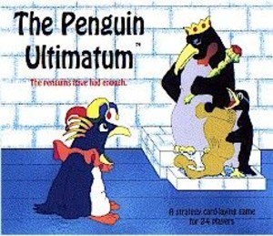 The Penguin Ultimatum