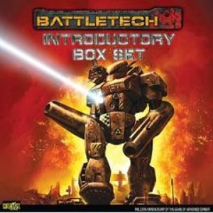 The BattleTech 25th Anniversary Introductory Box Set