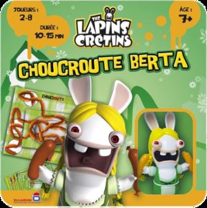 Lapins Crétins - Choucroute Berta