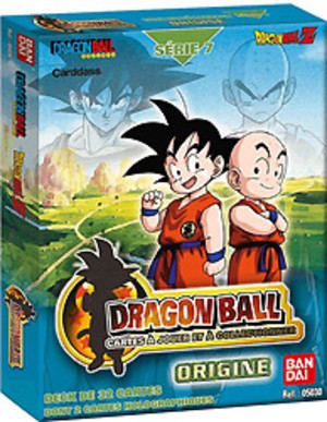 Dragon Ball : Série 7 Starter - Origine