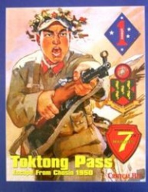 Toktong Pass - Escape from Chosin 1950