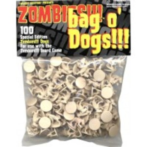 Zombies!!! Bag o'Dogs!!!