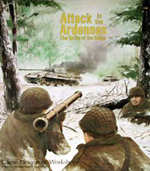 Attack in the Ardennes
