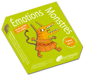 Emotions Monstres