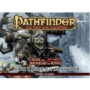 Pathfinder Jeu de cartes : L'Eveil des Seigneurs des runes - Le Massacre de la montagne Crochue