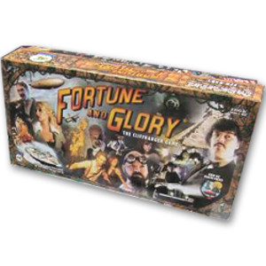 Fortune and Glory : The cliffhanger game