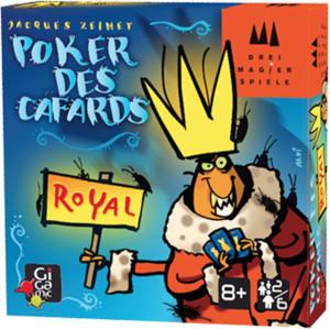 Le Poker des Cafards Royal