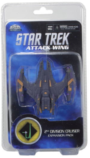 Star Trek : Attack Wing - Vague 6 - 2nd Division Cruiser