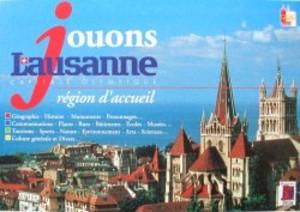 Jouons Lausanne