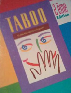 Taboo 2e édition