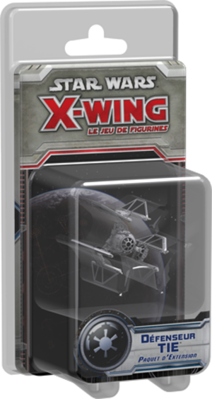 X-Wing : Jeu de Figurines - Défenseur TIE