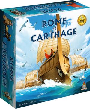 Rome & Carthage pour Essen. La jeunesse éternelle ?