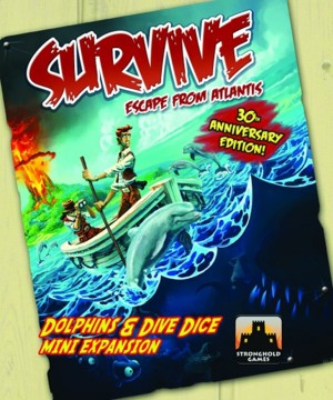 "Survive - Extension ""Dolphins & Dive Dice"""