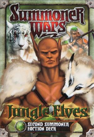 Summoner Wars : Jungle Elves - Second Summoner