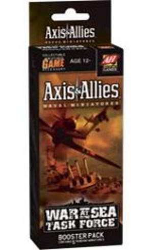 Axis & Allies Naval Miniatures - War At Sea - Task Force