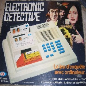 Electronic Detective