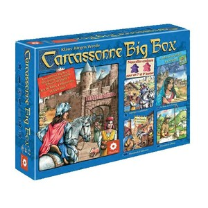 Carcassonne - Big Box (2014)