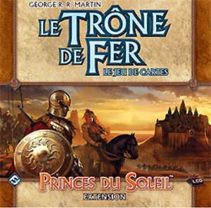 Le Trône de Fer - JCE : Princes du Soleil