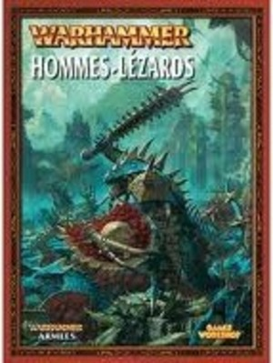 Warhammer Hommes-Lézards