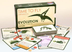 Evolution: The origin of species - Time to fly