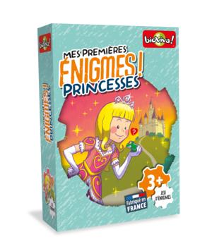 Mes Premières Enigmes Princesses