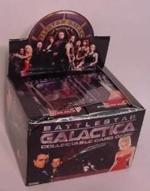 Battlestar Galactica CCG - Booster Pack