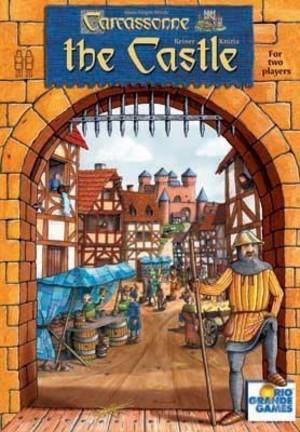 Carcassonne - The Castle