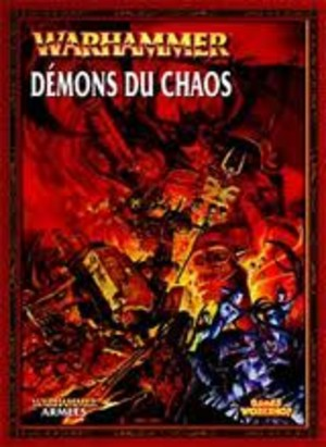 warhammer demons du chaos warhammer demons du chaos jeu de soci t tric trac. Black Bedroom Furniture Sets. Home Design Ideas