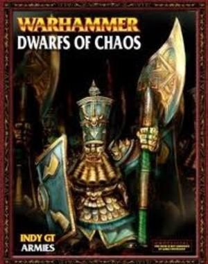 Warhammer : Dwarfs of Chaos