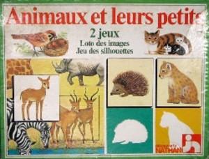Animaux et leurs petits