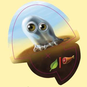 Dungeon Petz : Bob le Blob