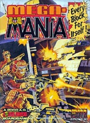 Block Mania : Mega Mania