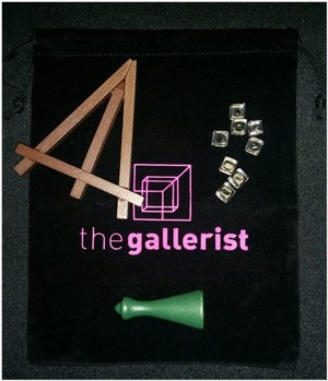 "The Gallerist - Extension ""Kickstarter Stretch Goal Pack #1"""